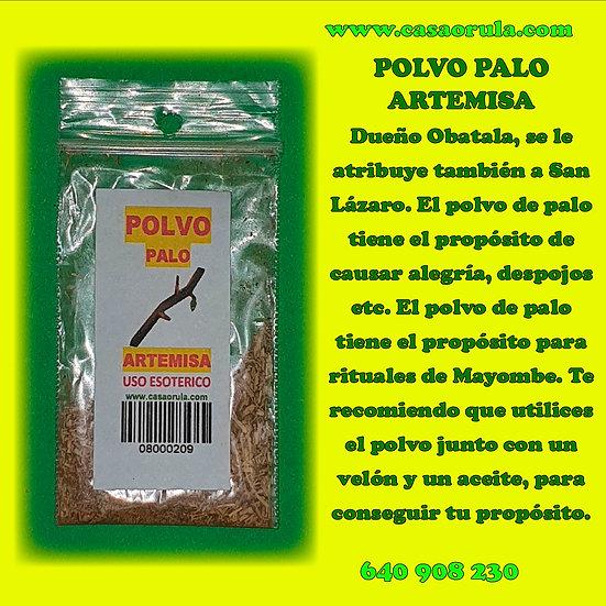 POLVO DE PALO ARTEMISA