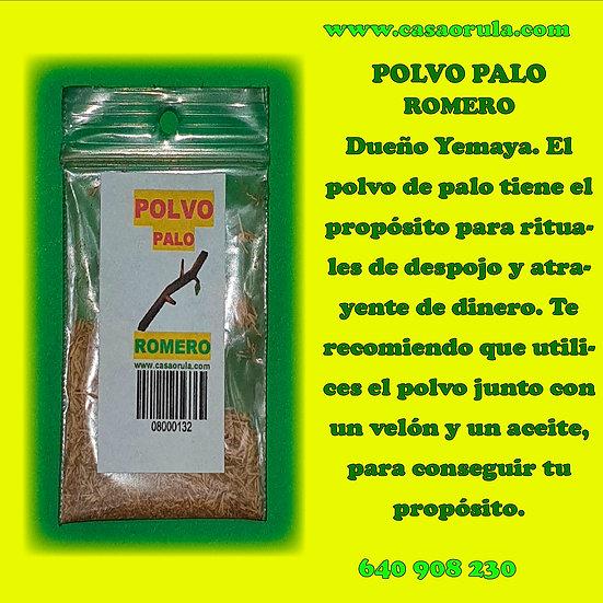 POLVO DE PALO ROMERO