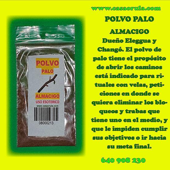 POLVO PALO ALMACIGO