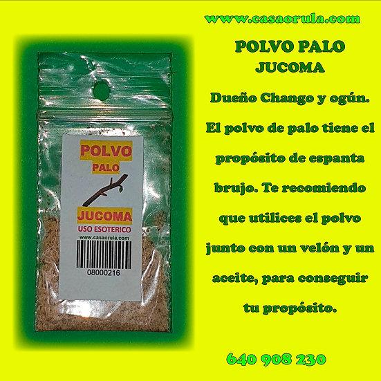 POLVO DE PALO JUCOMA