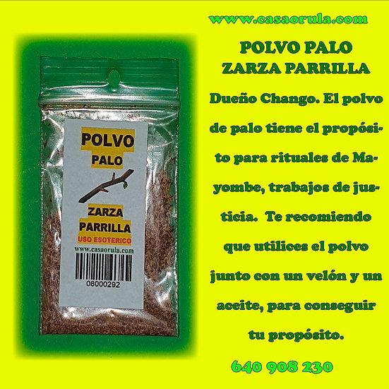 POLVO DE PALO ZARZA PARRILLA