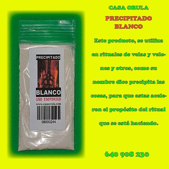 PRECIPITADO BLANCO