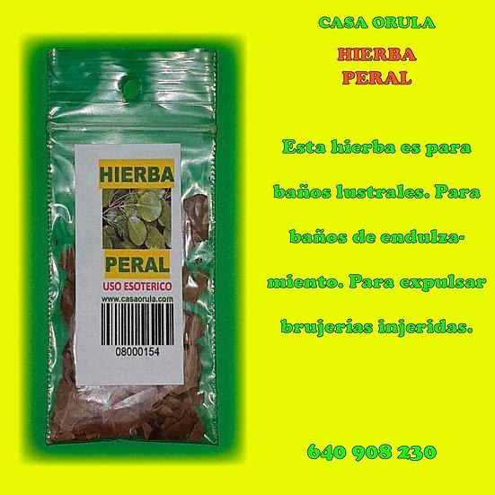 HIERBA PERAL