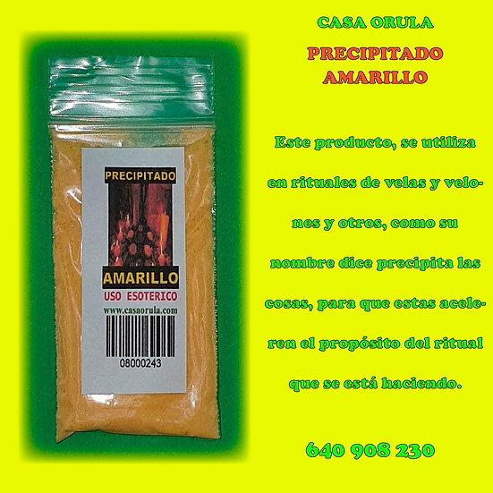 PRECIPITADO AMARILLO