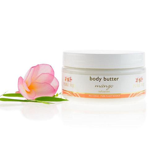 Pure Fiji Body Butter- Mango 235 ml