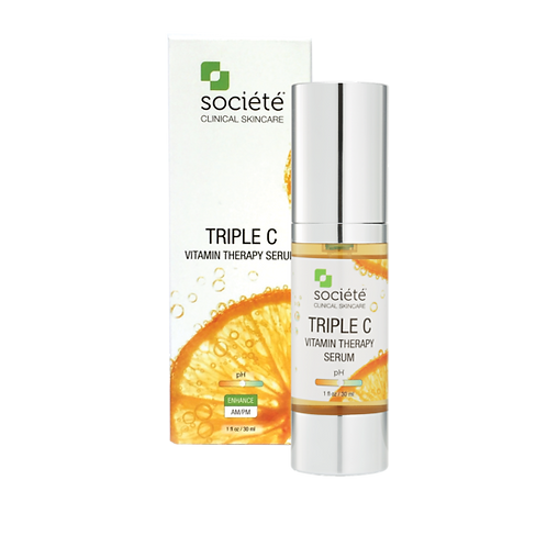 Societe Triple C Vitamin Therapy Serum 30ml