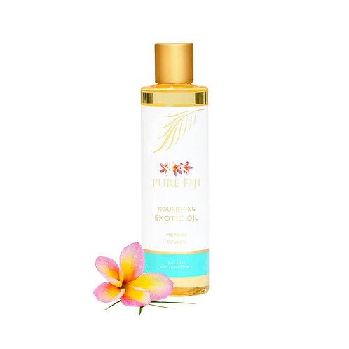 Pure Fiji Exotic Bath And Body Oil- Moringa 236 ml