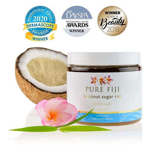 Pure Fiji Coconut Sugar Scrub- Coconut 457ml