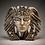 Thumbnail: Edge Sculpture - Cleopatra Bust (Desert)