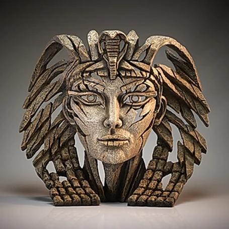 Edge Sculpture - Cleopatra Bust (Desert)