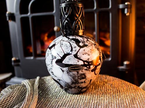 Black Marble Fragrance Oil Lamp