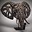 Thumbnail: Edge Sculpture - African Elephant Bust