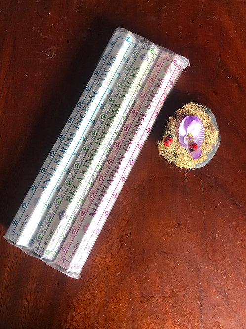 Special Offer Incense - Anti-stress, Relaxing & Meditation