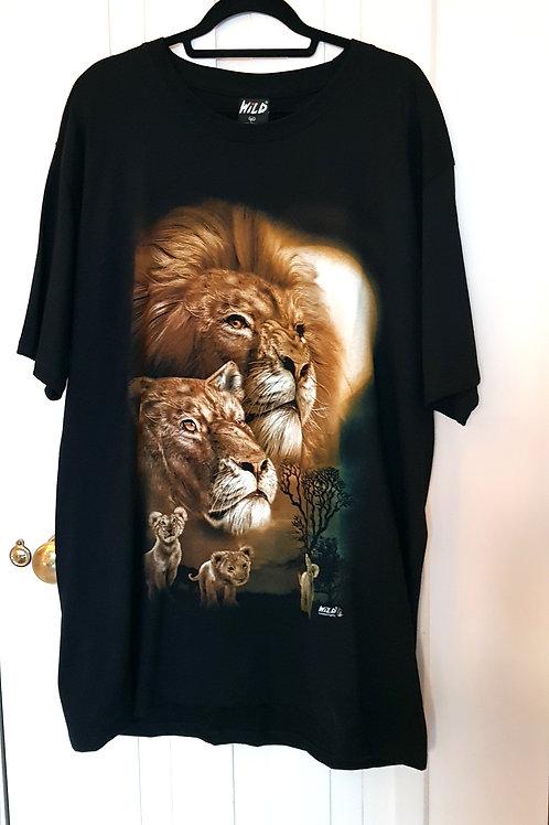 WILD Tshirts - Lion Pride