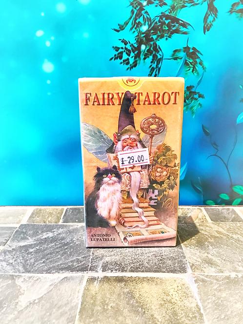 Fairy Tarot deck by Antonio Lupatelli