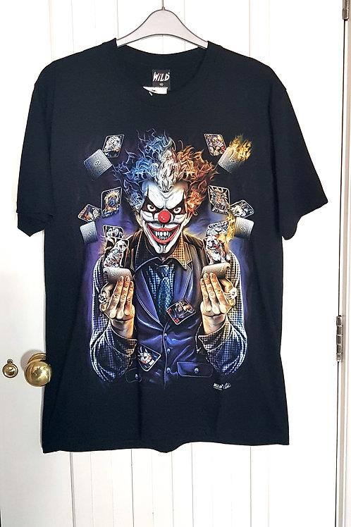 WILD Tshirts - Joker Clown