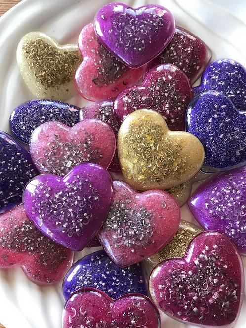 OrgonChi Artisan Hearts