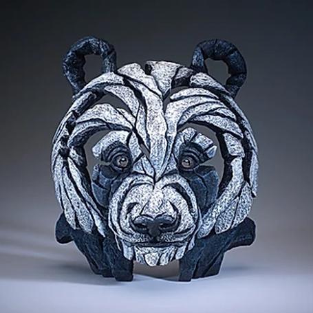Edge Sculpture - Panda Bust