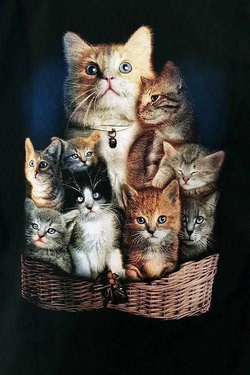 WILD KIDS TSHIRTS - Kitten Club