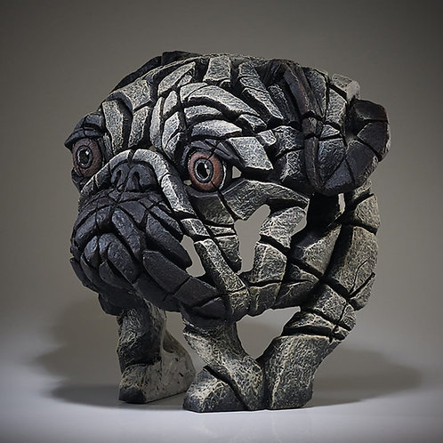 Edge Sculptures - Pug