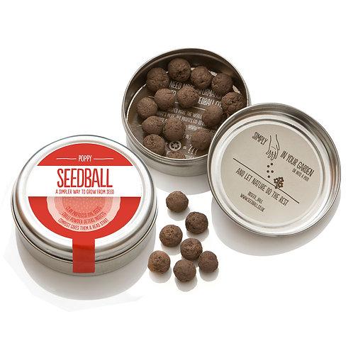 Seedball - Poppy Mix
