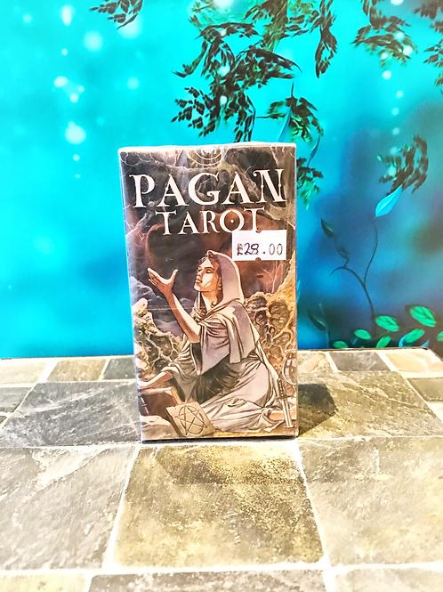 Pagan Tarot by Gina M Pace