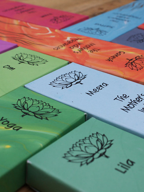 The Mother's India - Long Incense Sticks