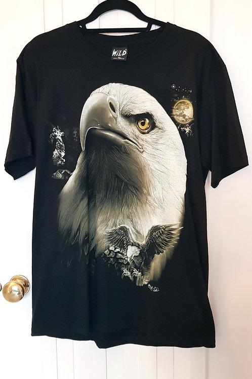 WILD Tshirts -Golden Eagle