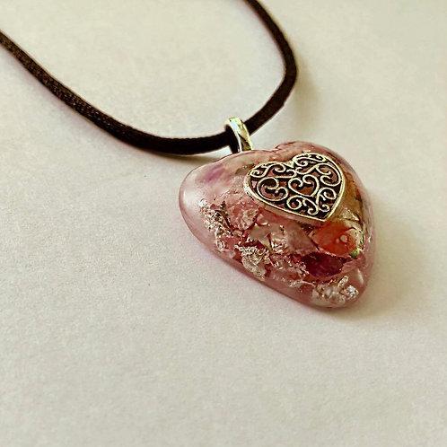 OrgonChi Artisan Pendants - Precious Love