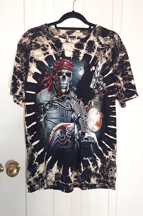 WILD Tshirts - Pirate Skull
