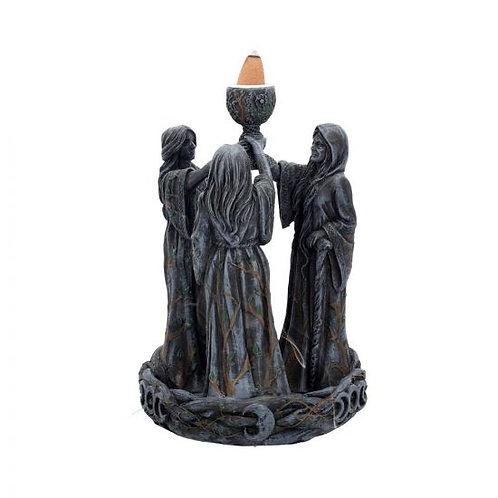 Mother Maiden & Crone Backflow Burner