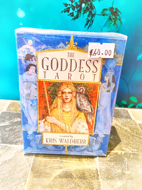 The Goddess Tarot by Kris Waldherr