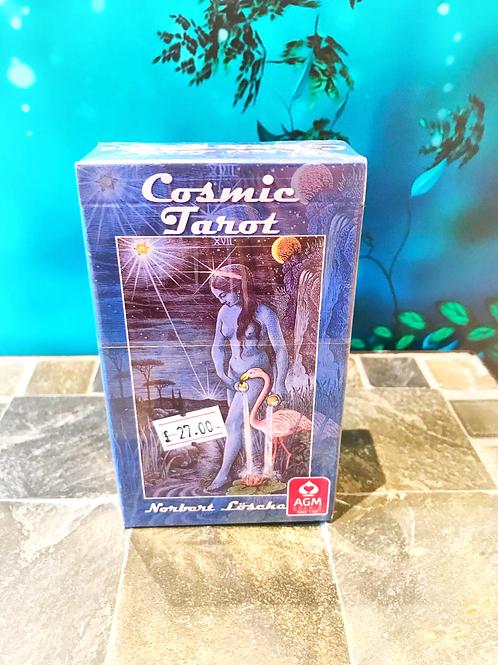 Cosmic Tarot by Norbert Losche