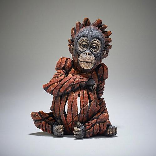 Edge Sculptures - Baby Orangutan
