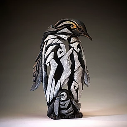 Edge Sculpture - Penguin