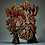 Thumbnail: Edge Sculpture - Green Man Bust (Autumn Flame)