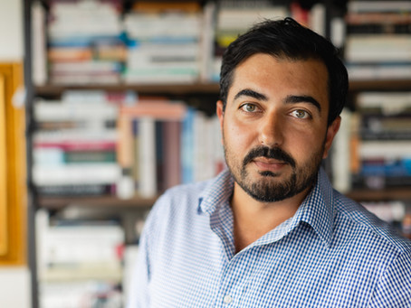 Modern Health-tech and Building a Startup During a Pandemic, with Arya co-founder Dr. Sam Gharbi