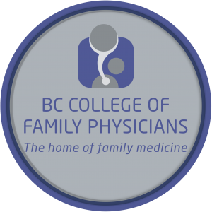 2020 BC College of Family Physicians Award Recipients