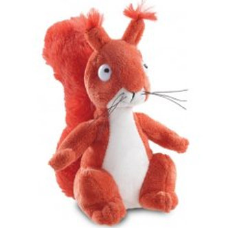 Gruffalo Squirrel Soft Toy 7inch