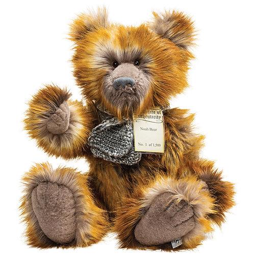 Noah-silvertag bear