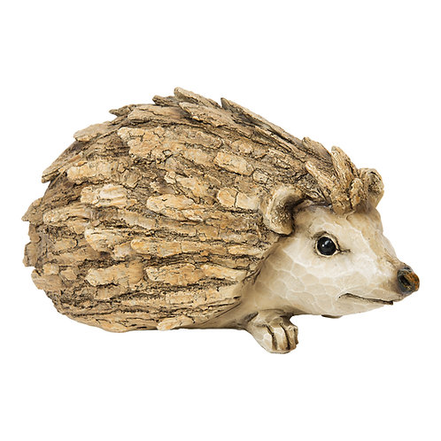 Naturecraft Collection Resin Hedgehog Figurine - 11cm