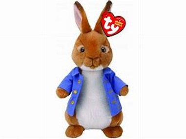 Peter Rabbit-Beatrix Potter ty soft toy
