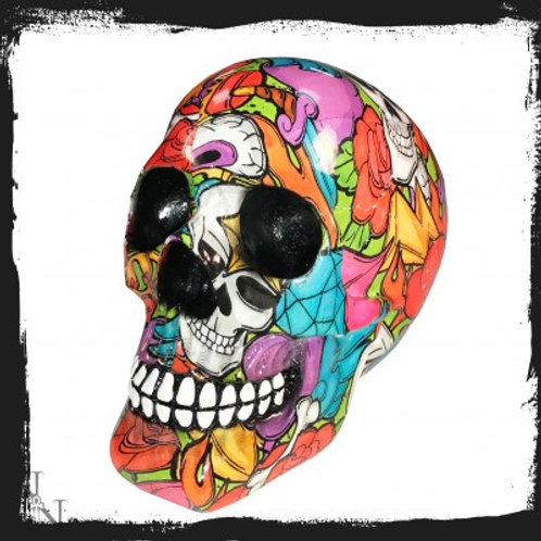 Calypso 19cm skull
