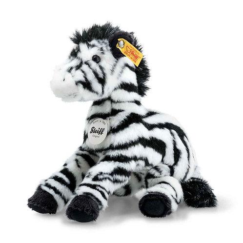 Zippy dangling zebra