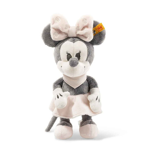 Minnie Mouse with squeaker and rustling foil