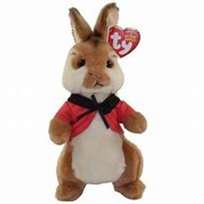 Flopsy Rabbit-Beatrix Potter ty soft toy