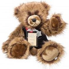 Charles- silvertag bear