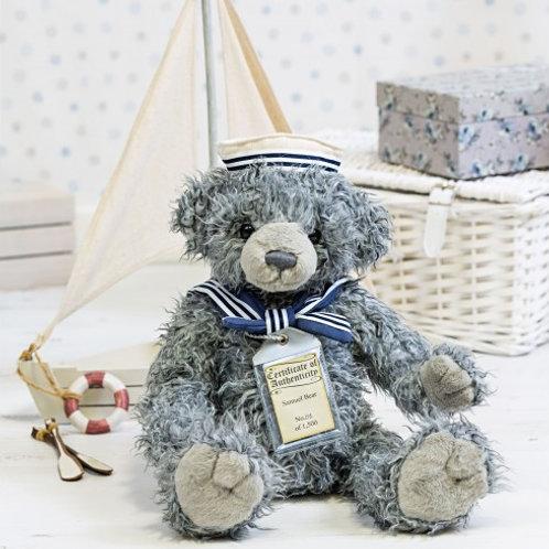 Samuel-silvertag bear