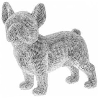 French Bulldog Standing 19cm