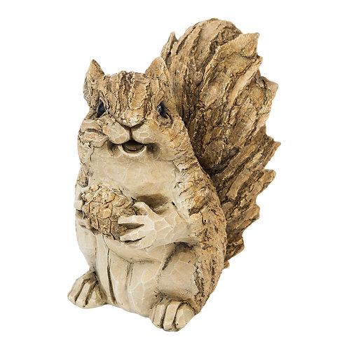 Naturecraft Collection Resin Squirrel Figurine - 15.5cm